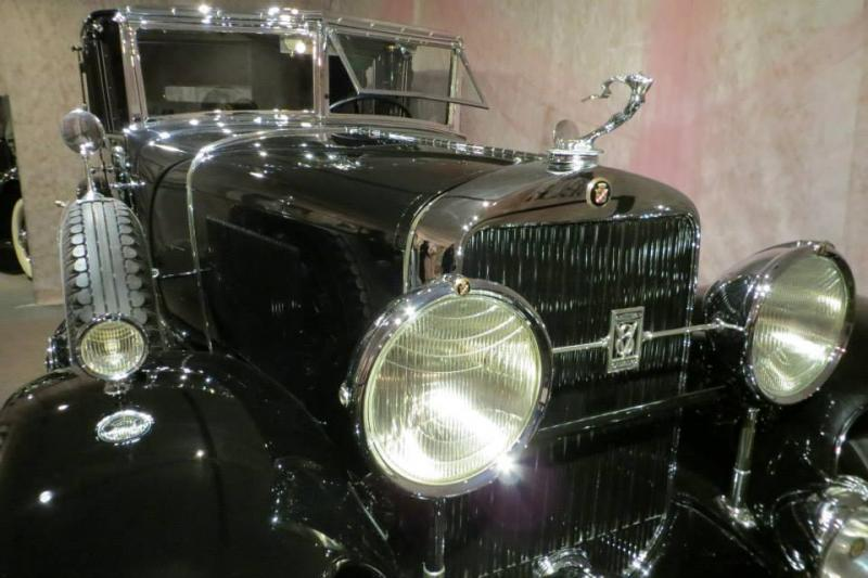 Iowa-born First Lady Lou Henry Hoover was the first, First Lady to drive. This 1929 Fleetwood Cadillac is likely the car she drove around Washington, DC.