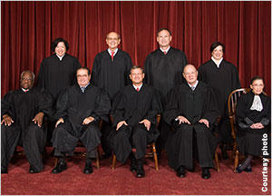 U.S. Supreme Court Justices