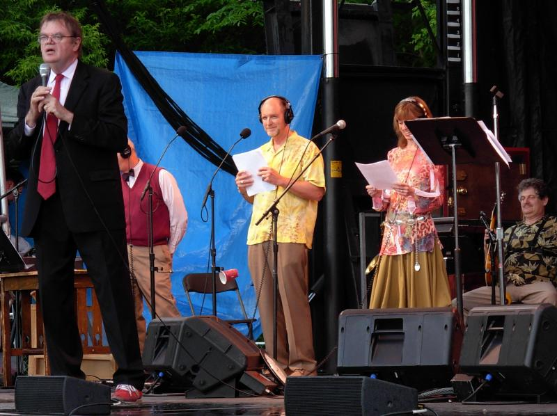 The APHC Cast in Lanesboro, Minnesota
