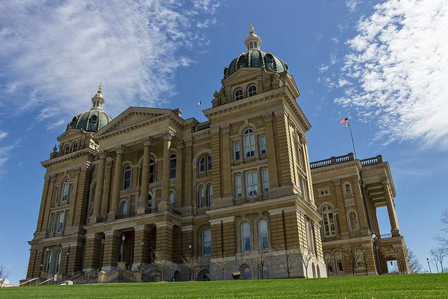The Iowa Capitol
