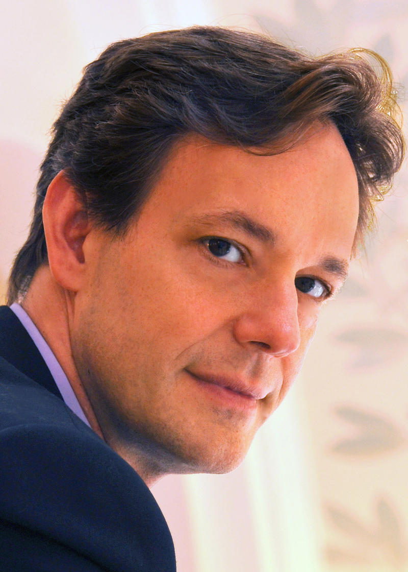 "Jake Heggie, composer of the opera ""Dead Man Walking"" based on Sister Prejean's book."