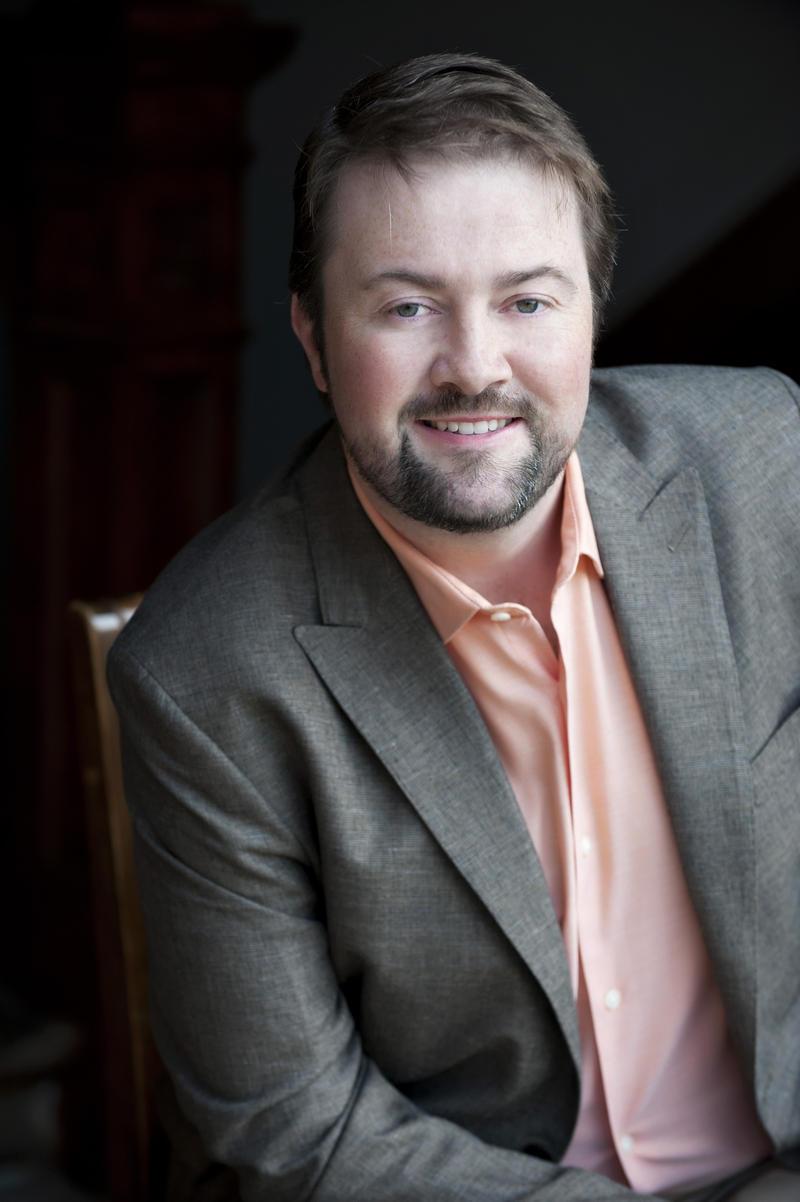 The Des Moines Metro Opera's Artistic Director, Michael Egel.