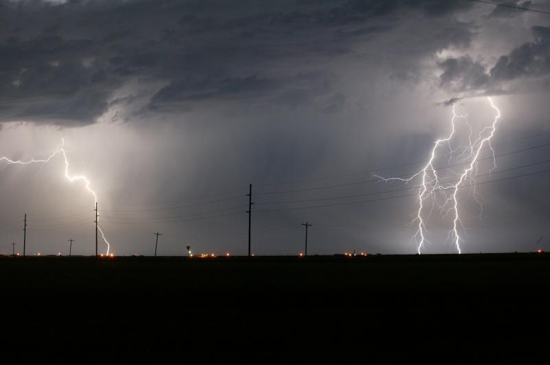 The last Iowa death caused by lightning was in 2008