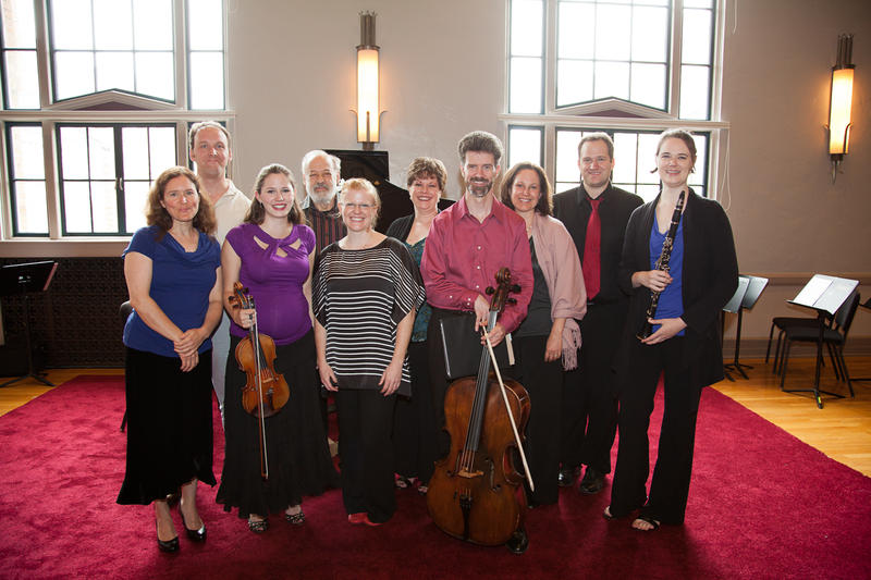 Guest artists from the 2013 Cedar Valley Chamber Music Festival.