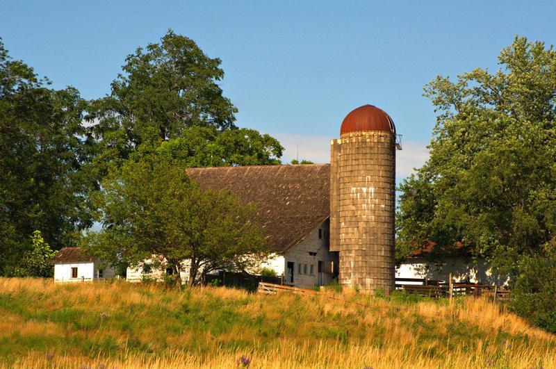 A century farm in Polk County, Iowa