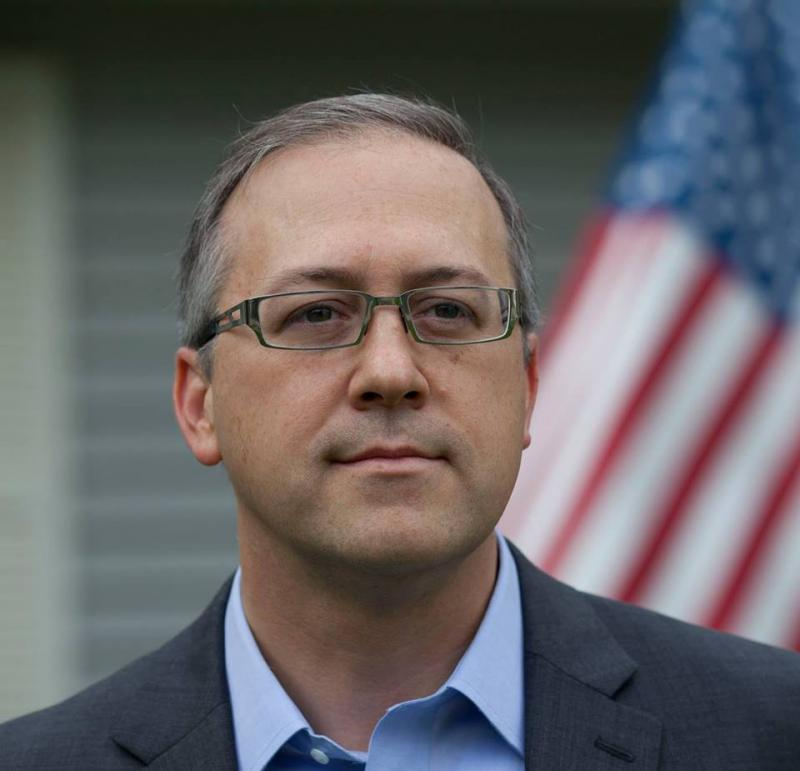 David Young, the Republican nominee for Congress from Iowa's third district