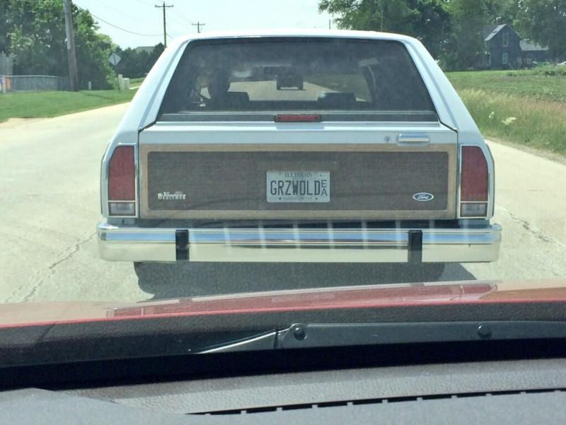 "The ""family truckster"""