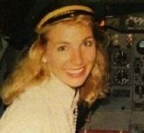 Susan White Callender, one of the flight attendants on United 232, a year after the crash.