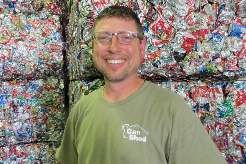 Troy Willard is the Owner/Operator at The Can Shed in Cedar Rapids
