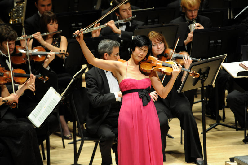The Moscow State Symphony, one of the many world-class acts coming to C.Y. Stephens this year.