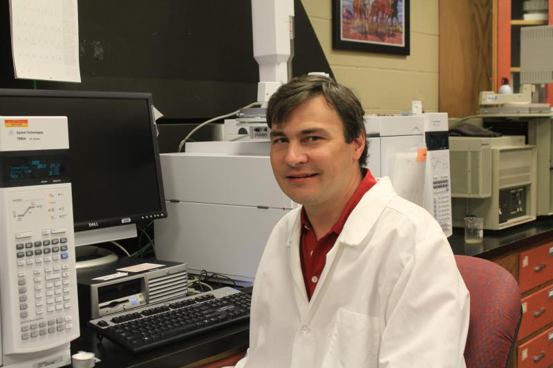 Hans Coetzee, a professor at the Iowa State College of Veterinary Medicine, says forensic testing can offer farmers and veterinarians reassurance that nothing unwanted is in milk, meat or feed.