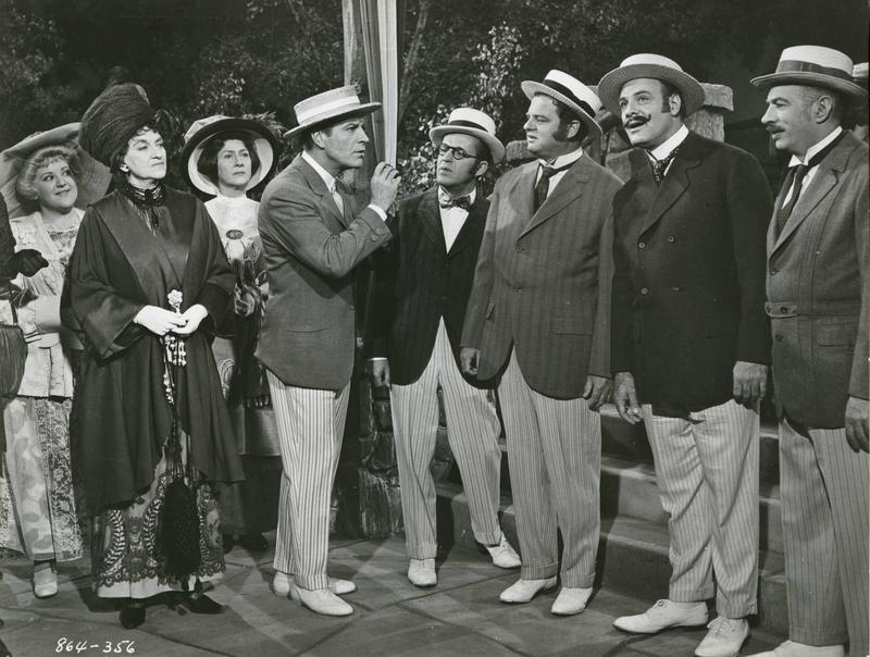 "A still from ""The Music Man,"" featured in the ""Hollywood in the Heartland"" exhibit."