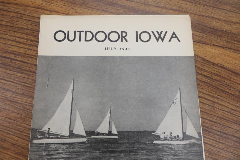 The DNR's earliest publications go back to the 1930s