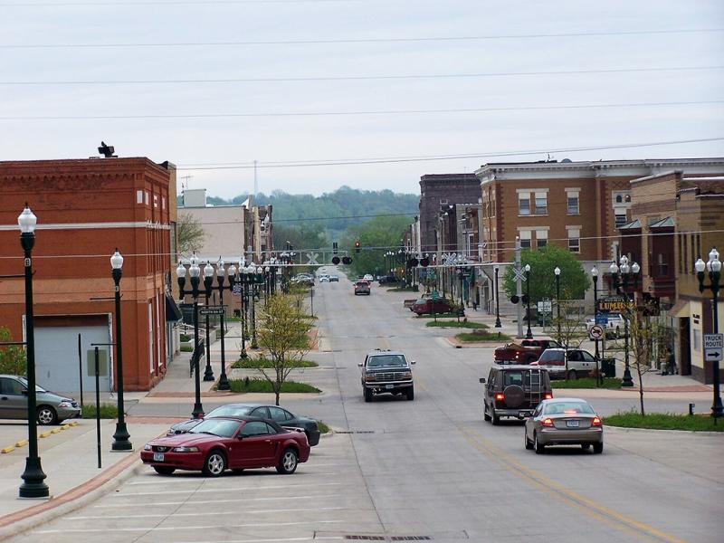 Cherokee is the county seat of Cherokee County, Iowa
