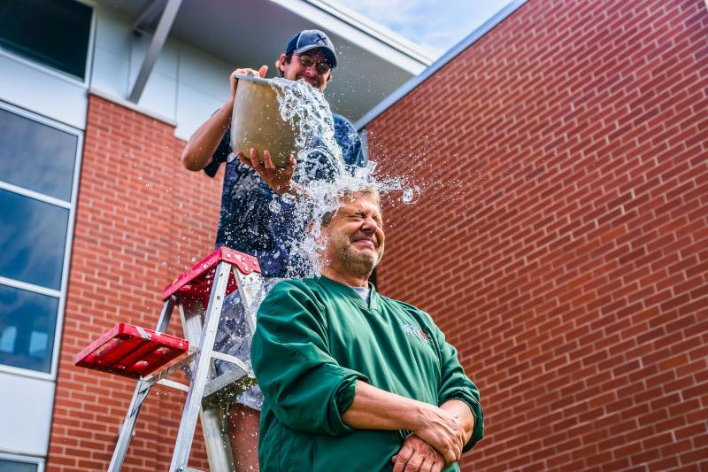 Thousands of people have undergone the Ice Bucket Challenge to raise awareness, funds or both for ALS.