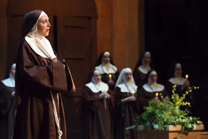 "Luther College Opera's production of Puccini's ""Suor Angelica"""