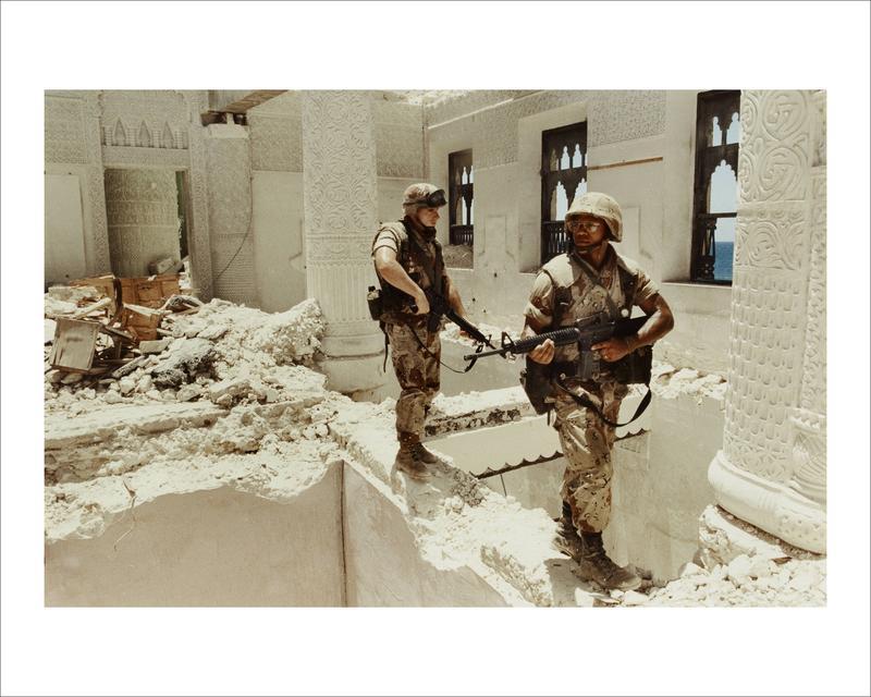 Dan Eldon, Mogadishu 7 April 1993