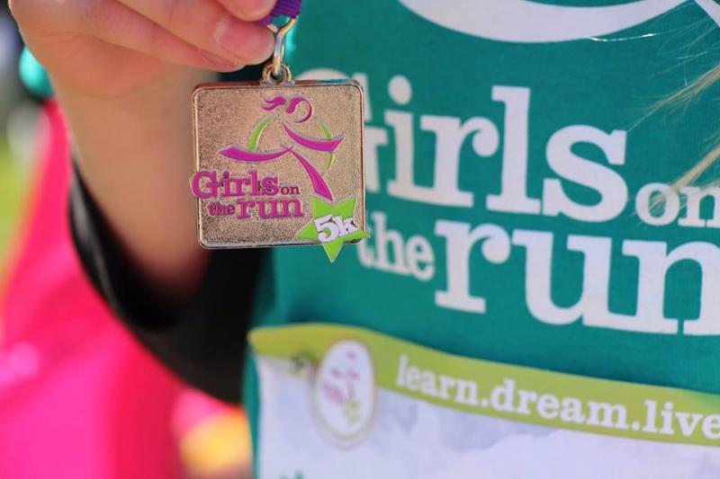 There are two Girls on the Run councils in Iowa.
