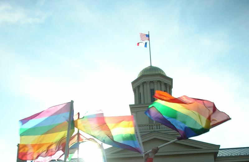 Iowa was third in the nation to legalize same-sex marriage, but how else are Iowa cities achieving equality for their LGBT residents?