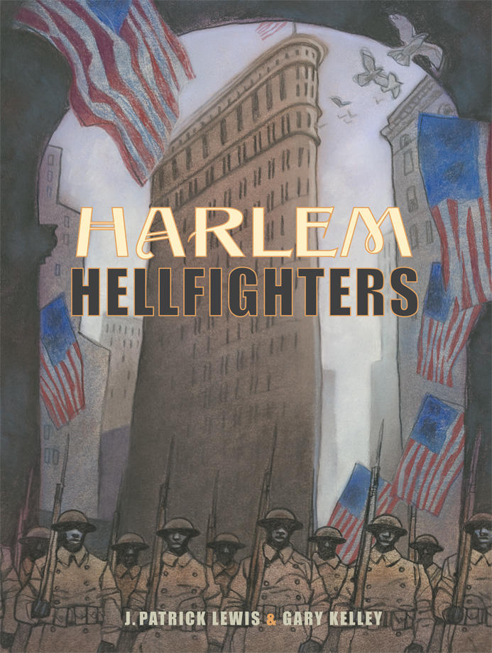 "Cover art for ""Harlem Hellfighters"""