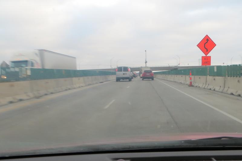 I-35 in West Des Moines