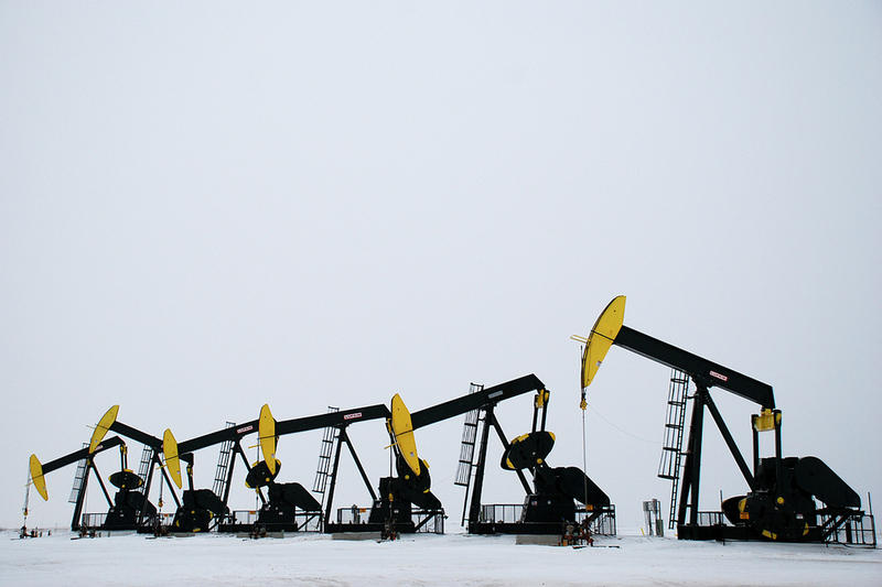 North Dakota Oil Fields