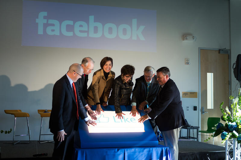 Facebook Grand Opening in Altoona