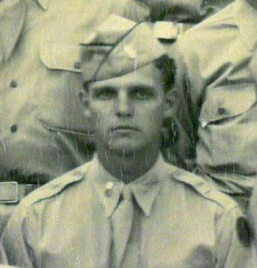 Lt. John Phillips, who died in 2013 at the age of 90