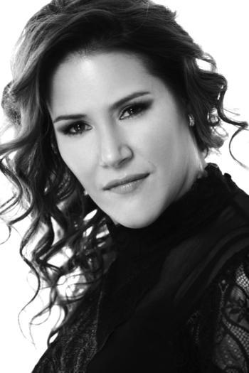 """Soprano Danielle Talamantes, who stars as Donna Anna in the Cedar Rapids Opera Theatre production of Mozart's """"Don Giovanni"""""""