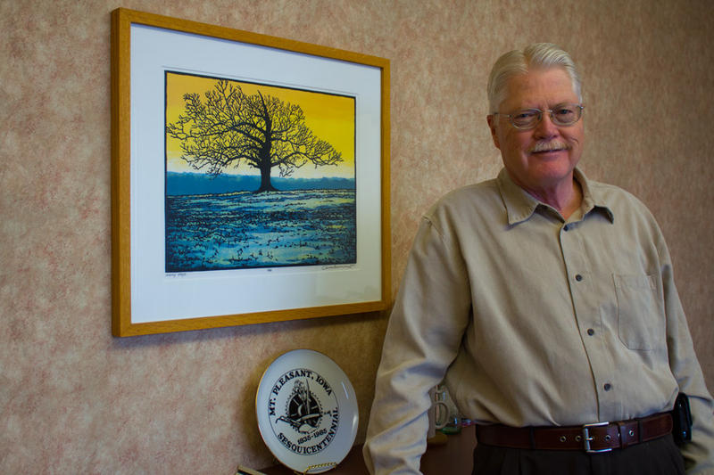 "Mt. Pleasant contractor Don Wiley has known Tom Vilsack for decades. He says Vilsack has campaigned hard, often against the odds, to earn the offices he's held. ""And so it's not by accident, but it's not preordained that he is where he is."""