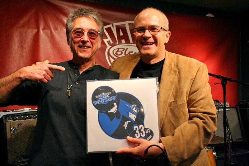 Download the podcast for a full hour with Iowa legends, Bob Dorr & The Blue Band