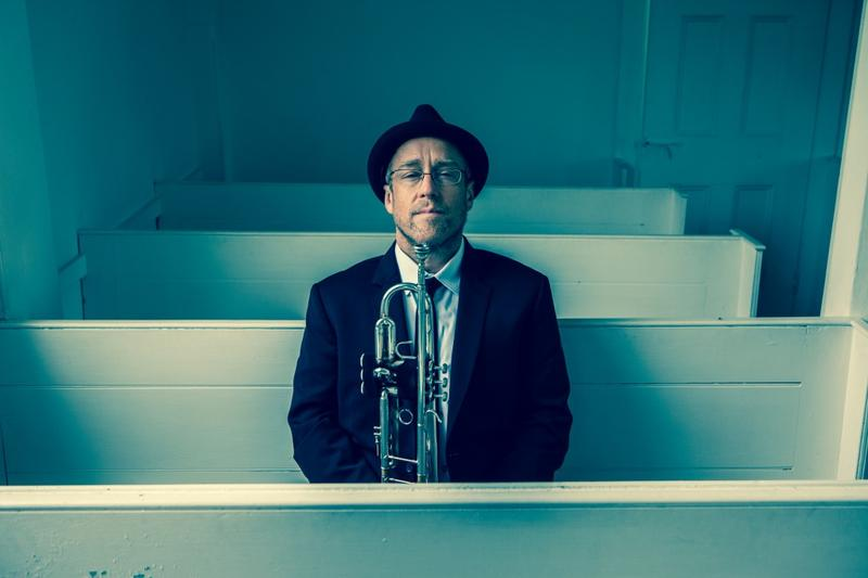Jazz composer and trumpeter, Dave Douglas, appears with the University of Northern Iowa's Jazz Band One in the Sinfonian Dimensions in Jazz Concert on February 20 and 21.