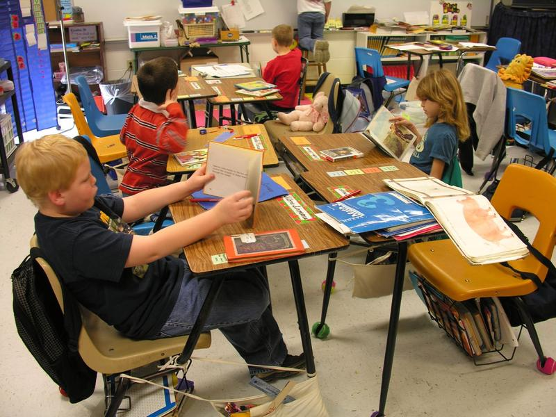 Something as simple as chair design could help elementary school students learn.