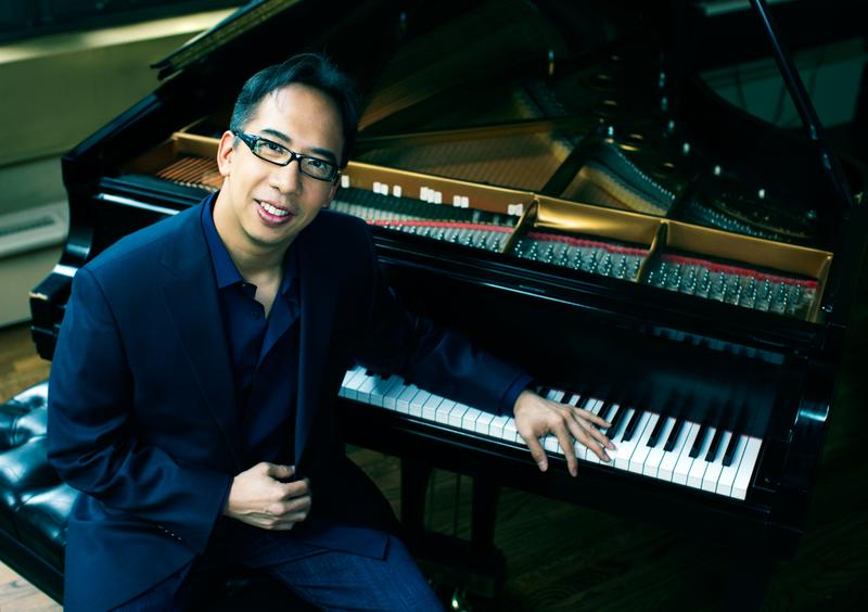 Pianist Joel Fan, who will perform with the Quad City Symphony in March.