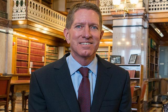 President of the Board of Regents Bruce Rastetter
