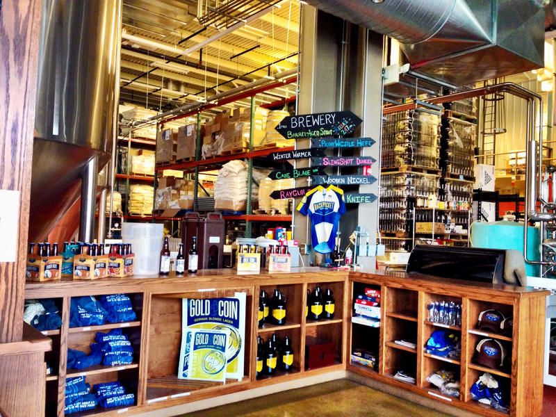 Backpocket Brewery in Coralville