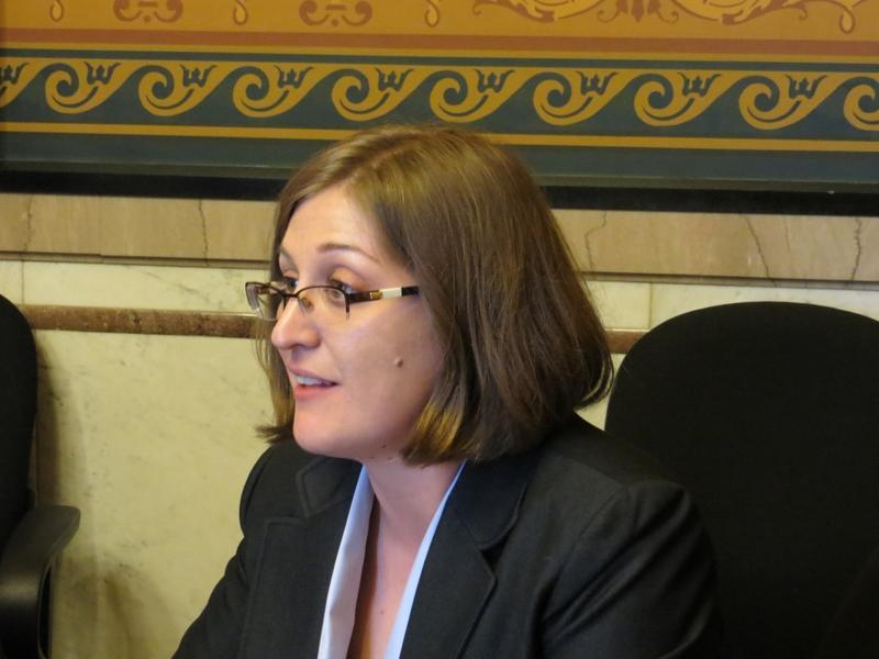 Rita Bettis, ACLU of Iowa
