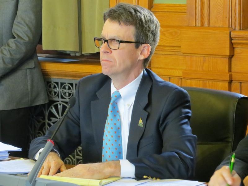 Senator Joe Bolkcom (D-Iowa City)