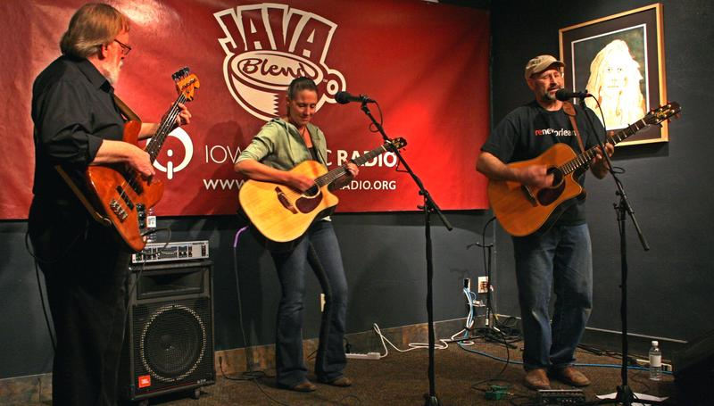 Download the podcast for a full hour with local group, Red Rock Hill.
