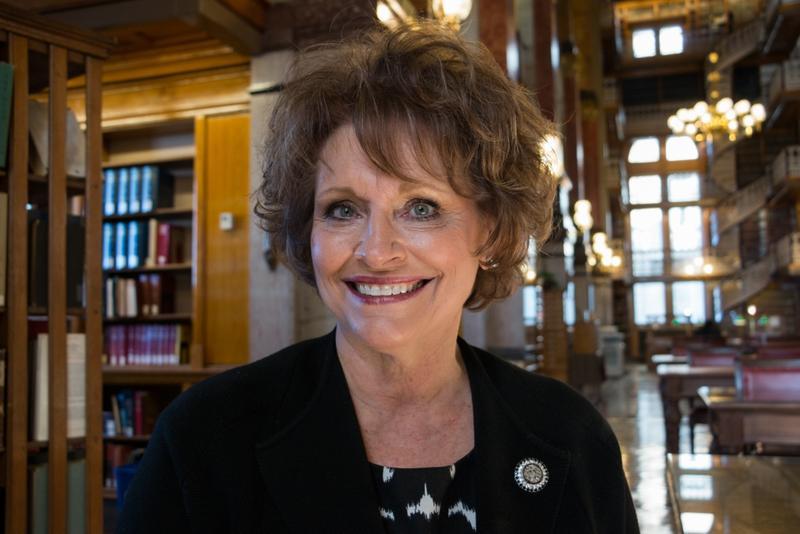 House Majority Leader Linda Upmeyer