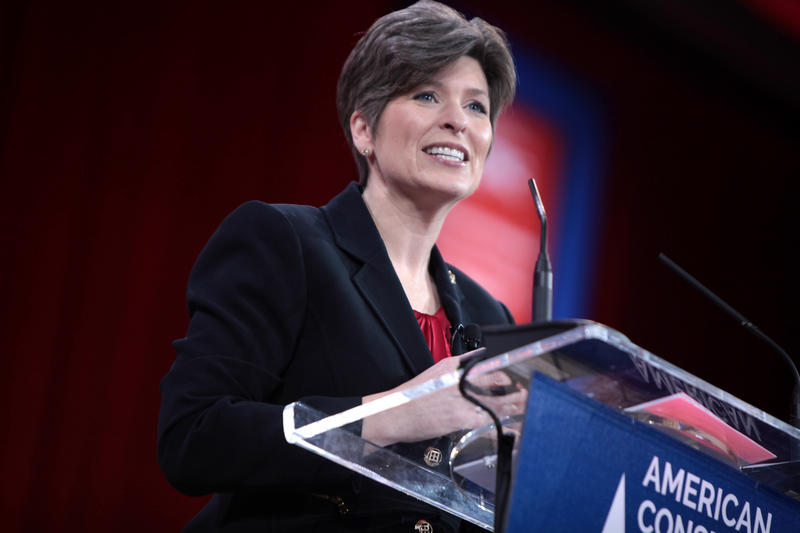 A few weeks ago, Joni Ernst proposed legislation to increase access to mental health care for veterans.