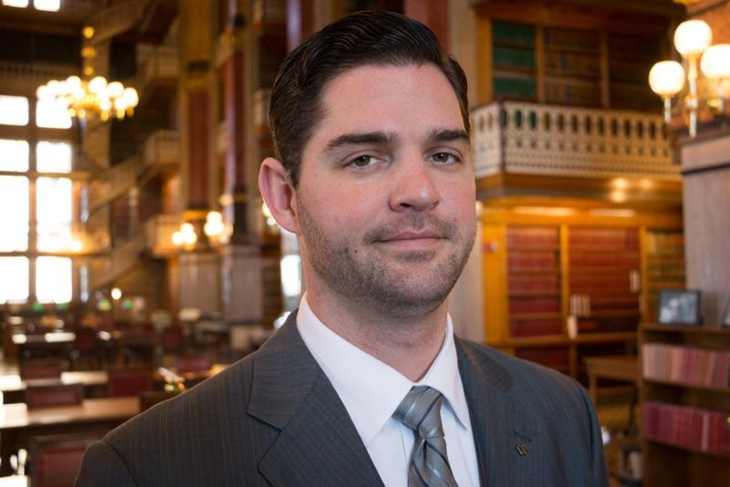 Rep. Matt Windschitl (R-Missouri Valley)