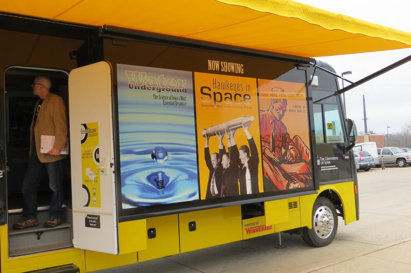 The University of Iowa's Mobile Museum