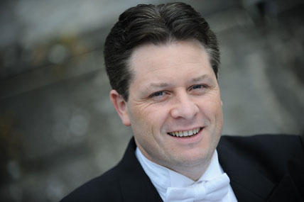 Anthony Kearns, one of the Irish Tenors featured on PBS.