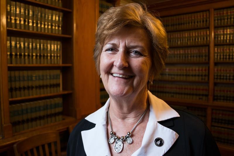 Rep. Sharon Steckman (D-Mason City)