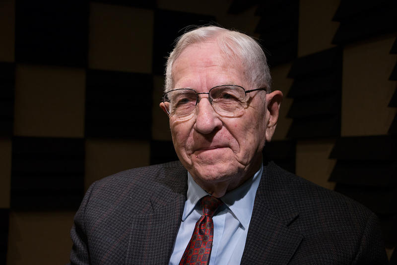 Neal Smith is the longest serving Iowan from the U.S. House of Representatives from 1959-1995. The 94 year old congressman is in an Iowa Public Radio studio sharing highlights of his long career in politics. 3/12/2015