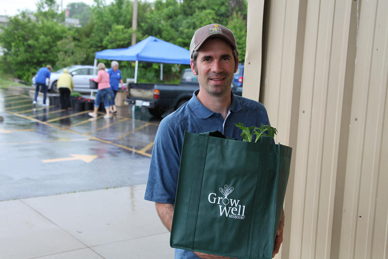 Bill McKelvey created Grow Well Missouri with a five-year grant to help create more access to produce from the Missouri Foundation for Health.