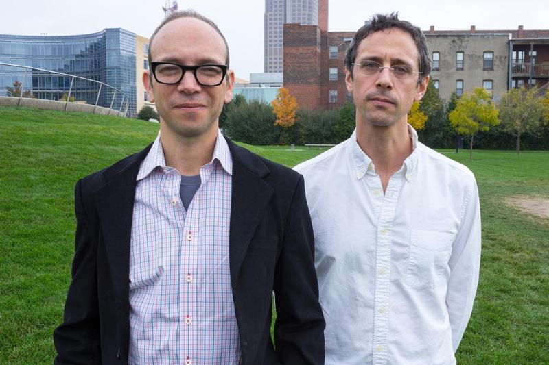 David Kestenbaum and Jacob Goldstein