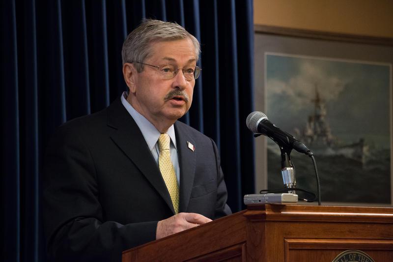 Governor Terry Branstad