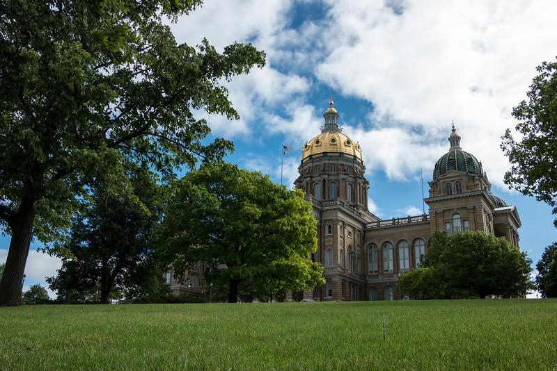 Iowa's State Capitol